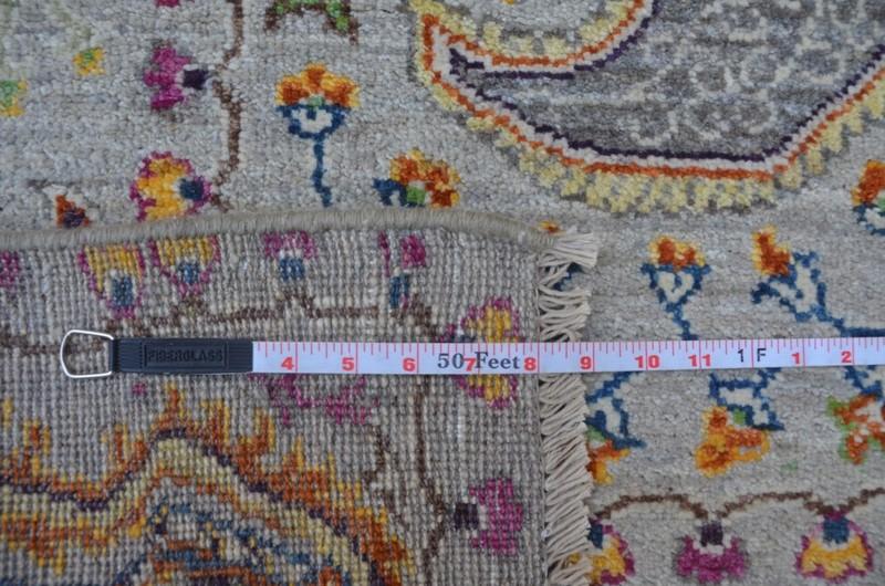 Gray suzani rug  talam   khaadi treniq 1 1520757175543