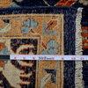 Vibrant navy chobi rug  talam   khaadi treniq 1 1520757997154