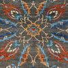 Vibrant gray chobi rug  talam   khaadi treniq 1 1520761348930