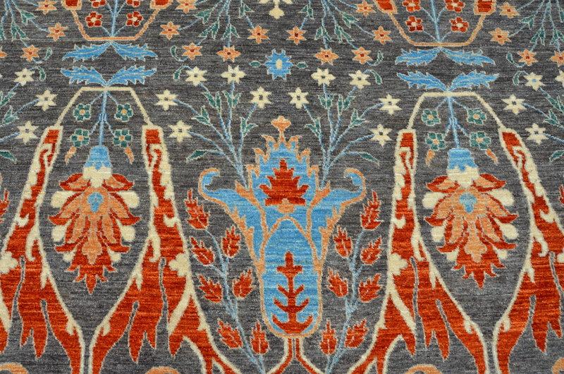 Hunting vibrant chobi rug talam   khaadi treniq 1 1520763897309