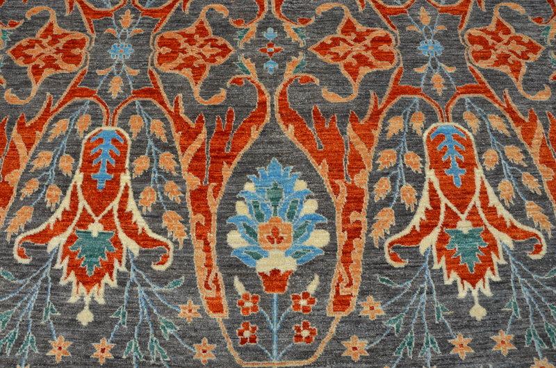 Hunting vibrant chobi rug talam   khaadi treniq 1 1520763892686