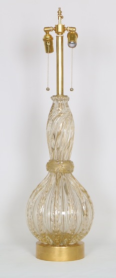 Barovier   toso hollywood regency murano glass table lamp sergio jaeger treniq 1 1521003151058