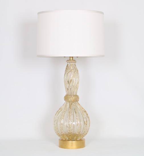 Barovier   toso hollywood regency murano glass table lamp sergio jaeger treniq 1 1521003151050