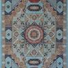Blue mamluk nomadic rug  talam   khaadi treniq 1 1521016030008