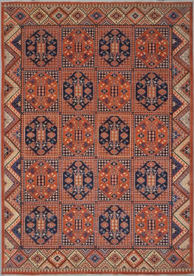 Tribal geometric nomadic rug talam   khaadi treniq 1 1521018612368
