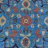 Tribal blue heriz nomadic rug talam   khaadi treniq 1 1521021434475