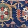 Tribal blue serapi nomadic rug talam   khaadi treniq 1 1521022286269