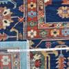 Tribal blue serapi nomadic rug talam   khaadi treniq 1 1521022286271