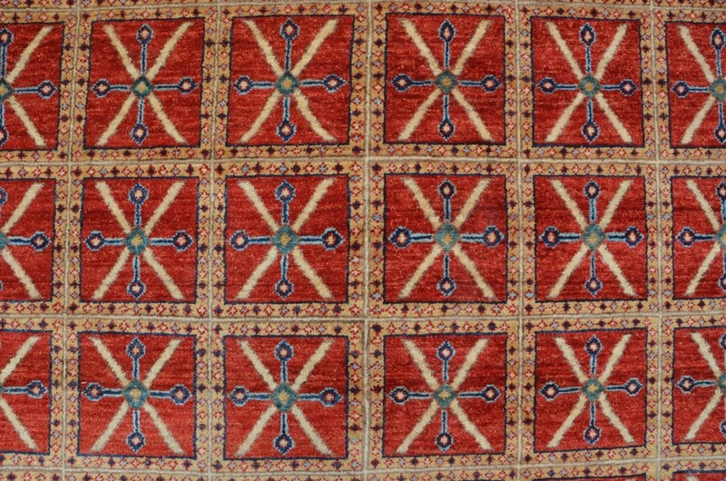 Tribal pazyryk nomadic rug talam   khaadi treniq 1 1521028171649