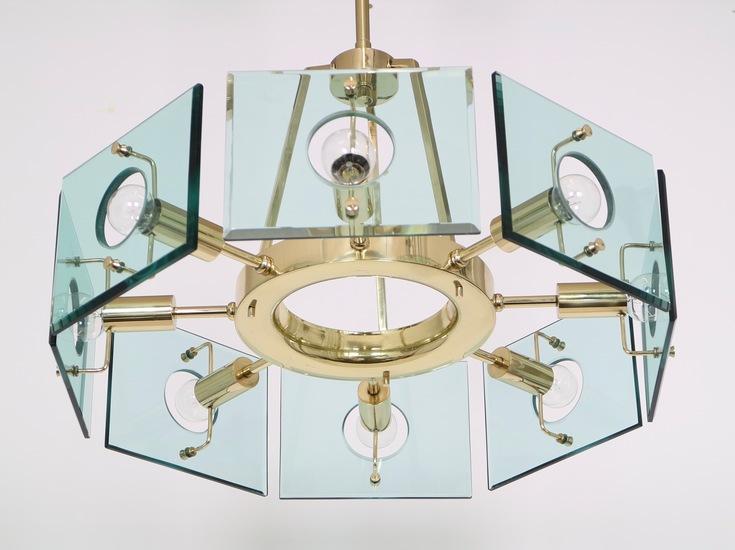 Restored fontana arte chandelier by gino paroldo sergio jaeger treniq 1 1521047468372