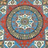 Blue mamluk nomadic rug  talam   khaadi treniq 1 1521100061718