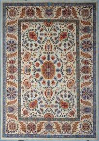 Ivory-Suzani-Nomadic-Rug-_Talam-&-Khaadi_Treniq_0