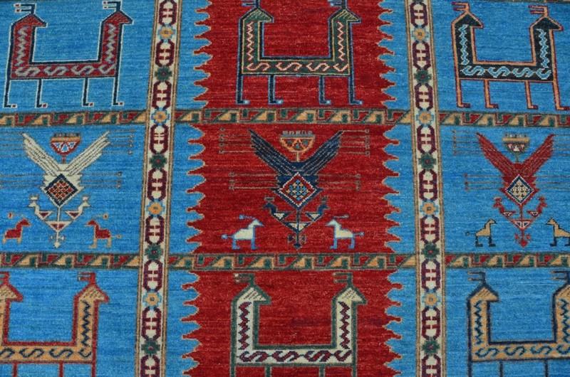 Tribal bakshaish nomadic rug  talam   khaadi treniq 1 1521106539456