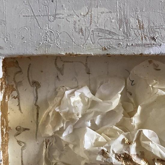 White crumpled detail2