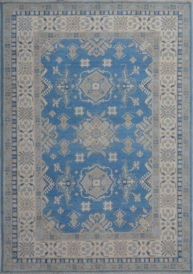 Geometric sultan hand knotted rug talam   khaadi treniq 1 1521621516714
