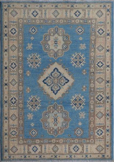 Geometric hand knotted rug talam   khaadi treniq 1 1521625224607