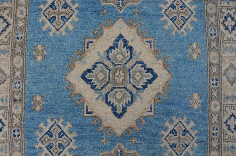 Geometric hand knotted rug talam   khaadi treniq 1 1521625231508