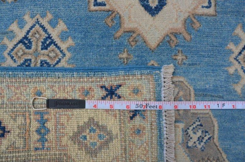 Geometric hand knotted rug talam   khaadi treniq 1 1521625231509