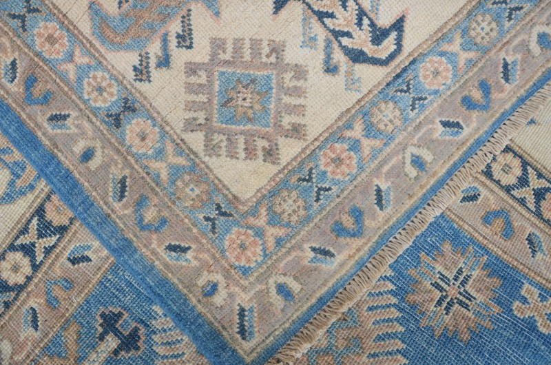 Geometric hand knotted rug talam   khaadi treniq 1 1521628405827