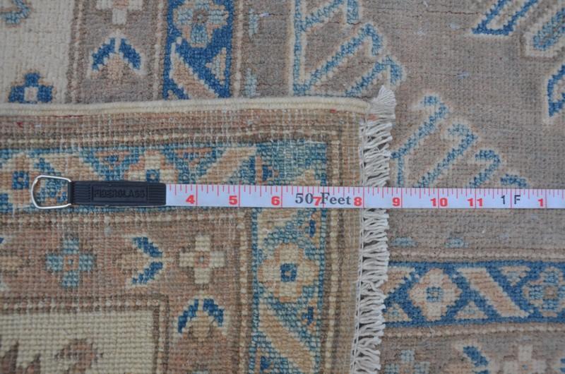 Geometric hand knotted rug talam   khaadi treniq 1 1521630259337
