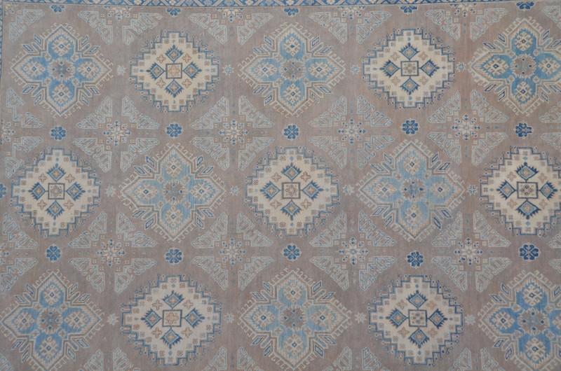 Geometric hand knotted rug talam   khaadi treniq 1 1521630259335