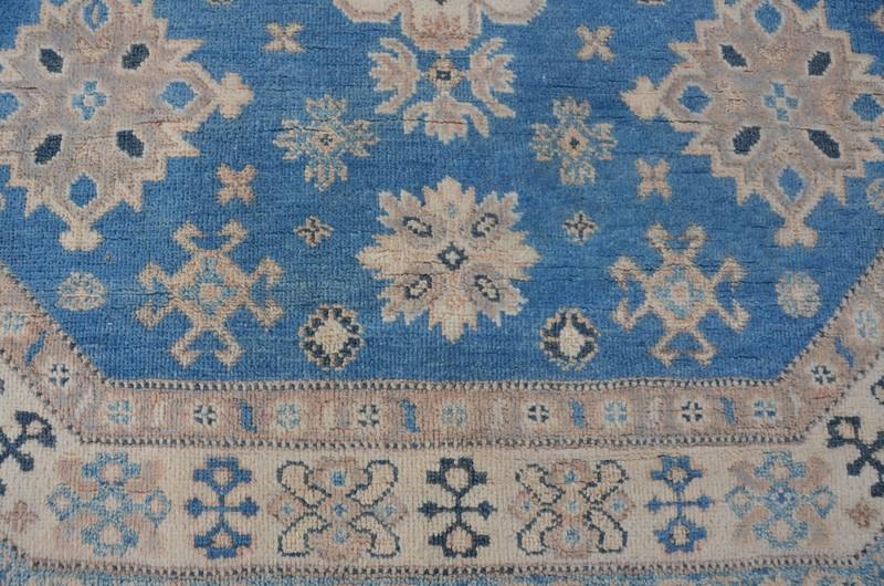 Geometric octagon blue rug talam   khaadi treniq 1 1521634634235
