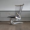 Hippokanp lounge chair   footstool peter qvist treniq 1 1521706091892