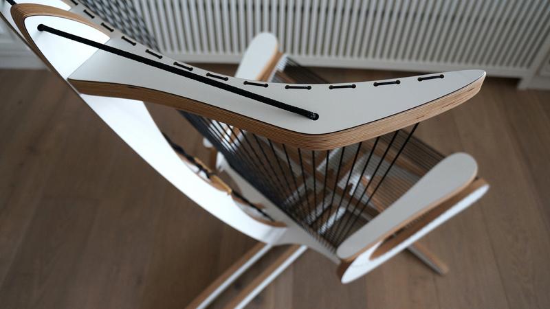 Hippokanp lounge chair   footstool peter qvist treniq 1 1521706097688