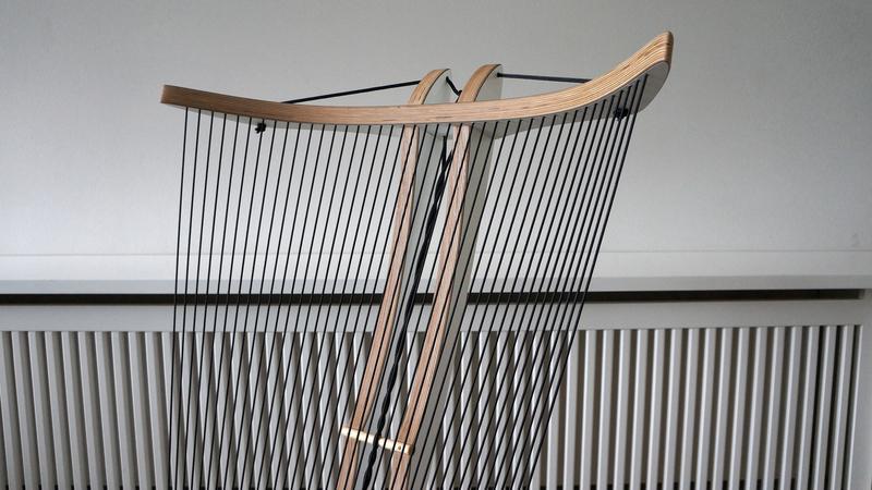Hippokanp lounge chair   footstool peter qvist treniq 1 1521706155482