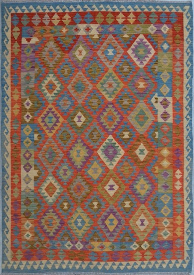 Naseeb flat weave kilim talam   khaadi treniq 1 1521721010565