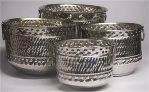 Embossed-Rice-Beaded-Silver-Planters_H.-M.-International_Treniq_0
