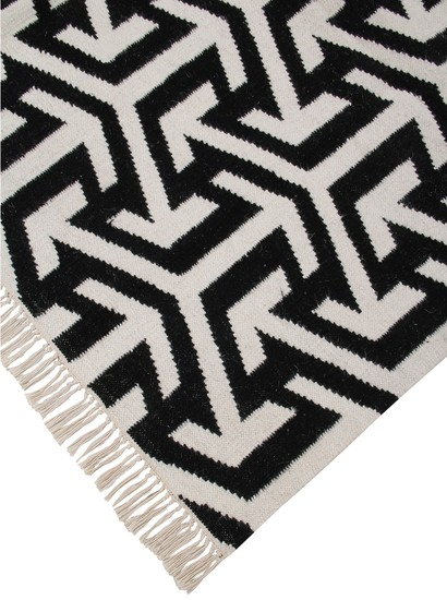 Crossroads by ana   noush  contemporary handwoven wool rug ana   noush treniq 1 1521843404372