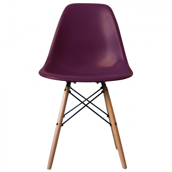 Jewel colour modern dining chair  20  colours cielshop treniq 1 1522067432860