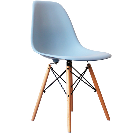 Jewel colour modern dining chair  20  colours cielshop treniq 1 1522067438618