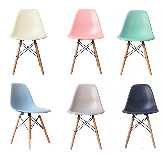 Jewel colour modern dining chair  20  colours cielshop treniq 1 1522067444076