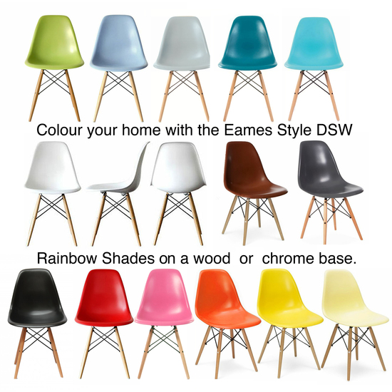 Jewel colour modern dining chair  20  colours cielshop treniq 1 1522067443995
