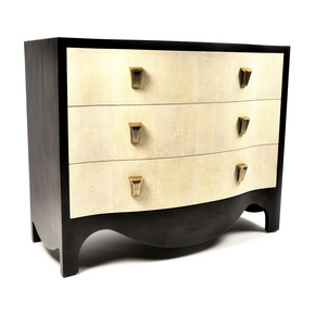 Olympe Chest Of Drawer - Ginger Brown - Treniq
