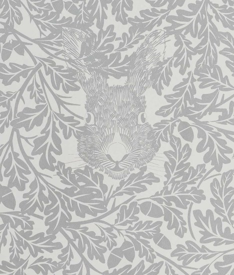 Hevensent forest dust dove grey wallpaper hevensent treniq 1 1522449698617