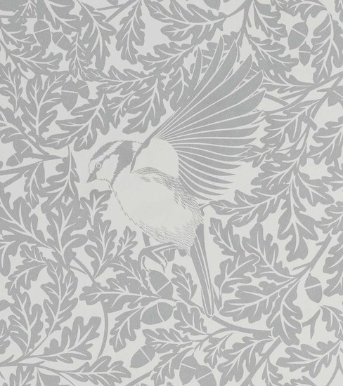 Hevensent forest dust dove grey wallpaper hevensent treniq 1 1522449777434