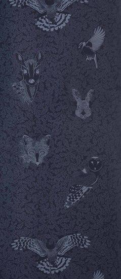 Hevensent forest midnight blue wallpaper hevensent treniq 1 1522450767201