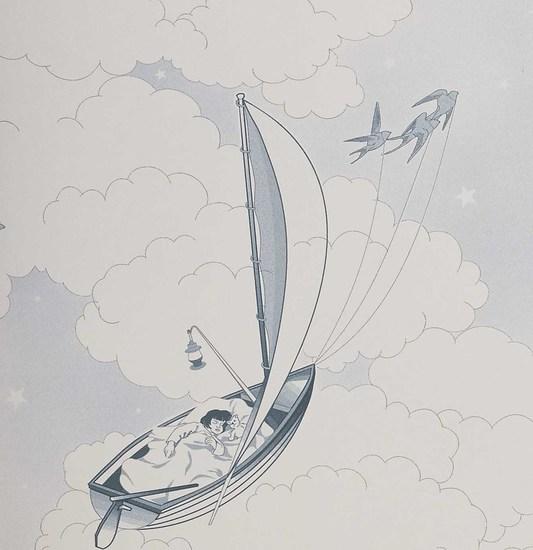 Hevensent fishing for stars  sky blue hevensent treniq 1 1522451432167