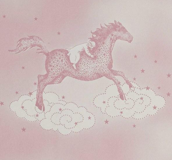 Hevensent popcorn dust dove pink wallpaper hevensent treniq 1 1522453317360