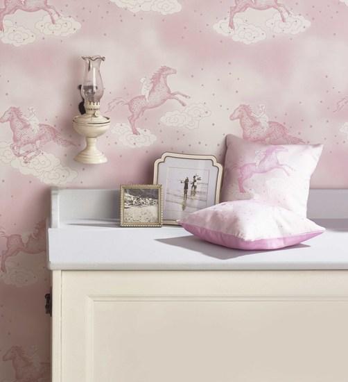 Hevensent popcorn dust dove pink wallpaper hevensent treniq 1 1522453317376