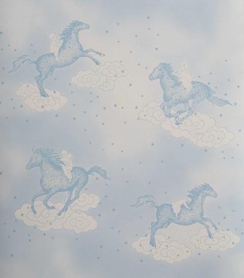 Hevensent popcorn dust dove blue wallpaper hevensent treniq 1 1522453719994