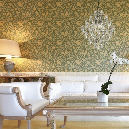 Crystal chandelier in nickel plated brass with crystals gustavian style treniq 1 1522575136762