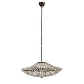 Empire-Style-Crystal-Chandelier-In-Nickel-Plated-Brass-With-Crystal-Octagons_Gustavian-Style_Treniq_1
