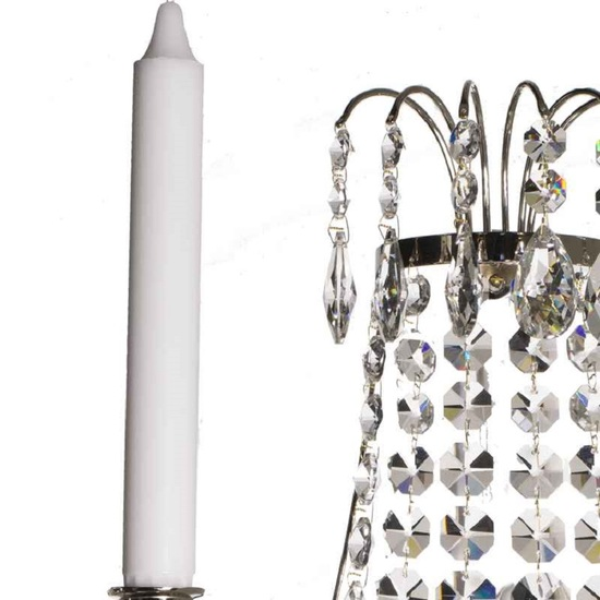 Empire style wall sconce in nickel plated brass gustavian style treniq 1 1522621556364