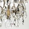 Window light in nickel plated brass and crystals gustavian style treniq 1 1522622484578
