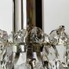 Window light in nickel plated brass and crystals gustavian style treniq 1 1522622484622