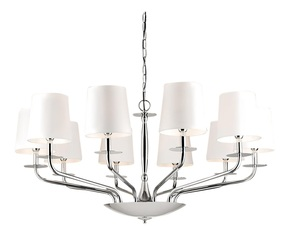 10-Lamp-Polished-Chrome-Chandelier_Gustavian-Style_Treniq_0